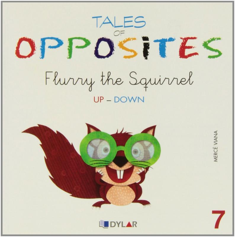 Flurry the squirrell.Tales of opposites 7