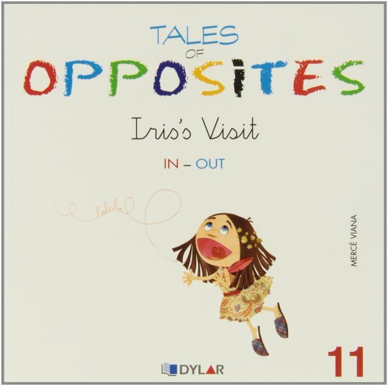 Iris visit.Tales of opposites 11
