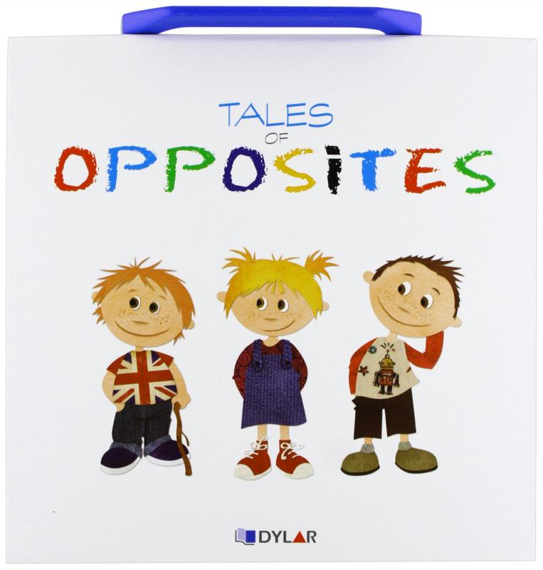 TALES OF OPPOSITES. BOX SET (estuche).