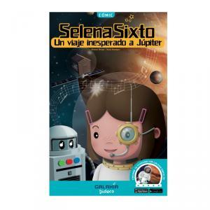 Selena Sixto: Un Viaje Inesperado a Júpiter
