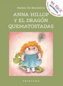 Ana Hillop y el dragón quematostadas