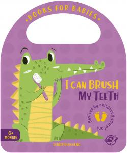 Books for babies: I can brush my teeth