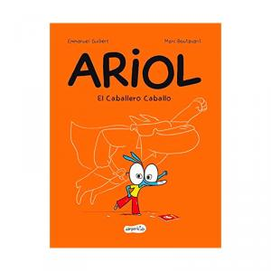 Ariol: El caballero caballo