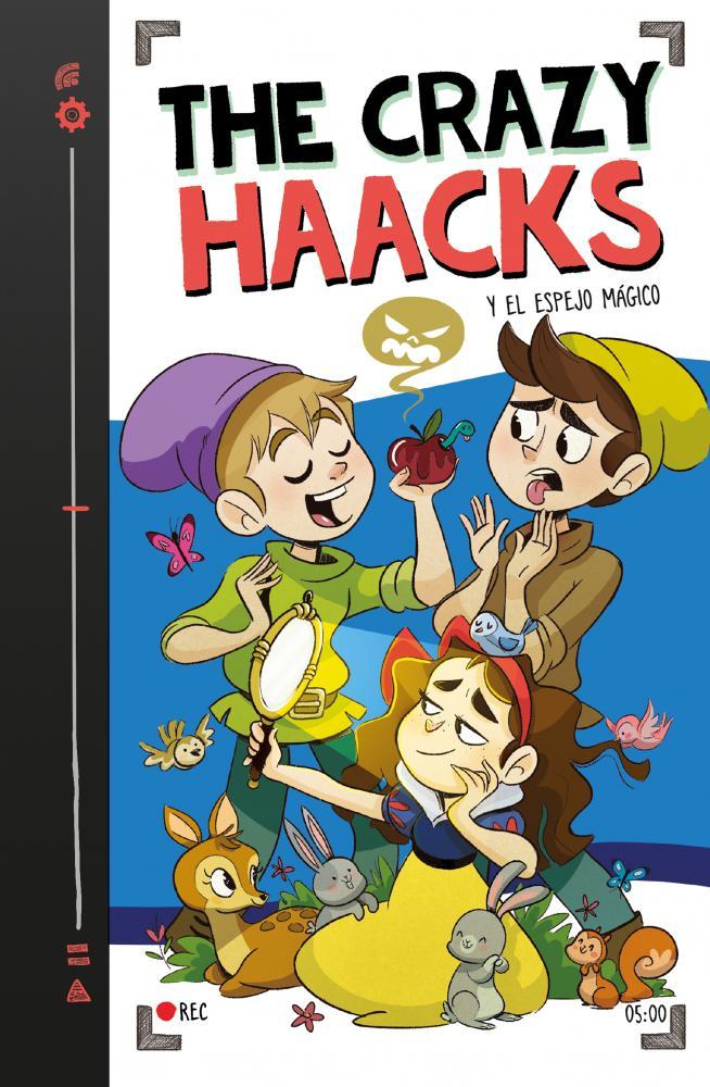 The Crazy Haacks 5 y el espejo mágico (Serie The Crazy Haacks 5)