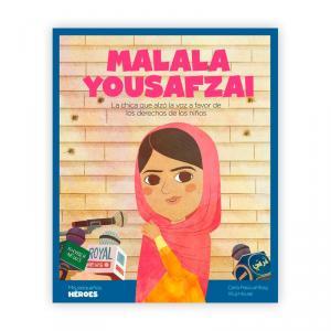 Malala Yousafzi. Pequeños héroes