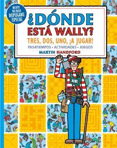 ¿Dónde está Wally?: Tres, dos, uno ¡a jugar!