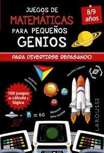 Juegos de matemáticas para pequeños genios 8-9 años