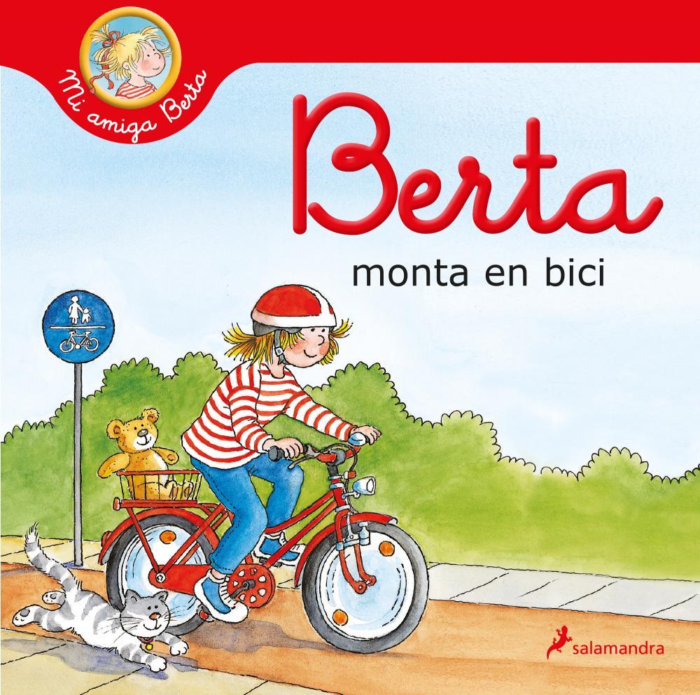Mi amiga Berta: Berta monta en bici