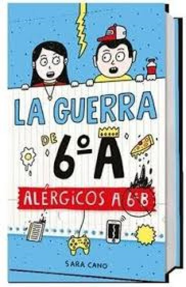 La Guerra de 6º A. Alergicos a 6º B.