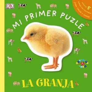 Mi primer puzzle: Granja