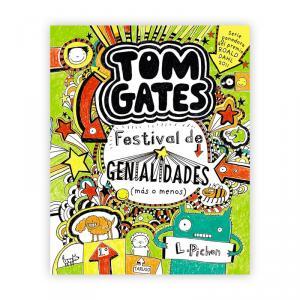 Tom Gates 3 Festival Genialidades