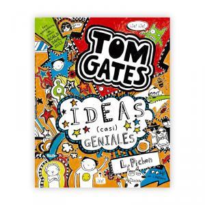 Tom Gates 4 Ideas casi geniales