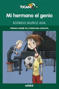 MI HERMANO EL GENIO.10 años.