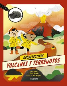 Geodetectives 2. Volcanes y terremotos