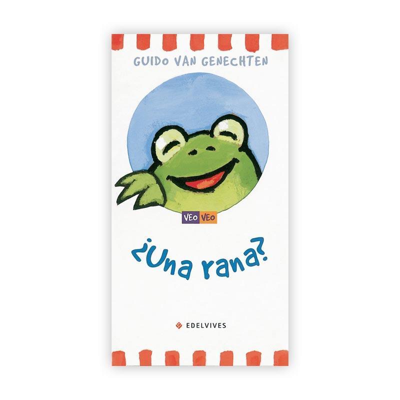 Veo Veo, ¿Una rana?