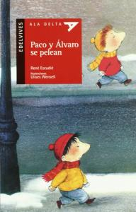 Paco y Álvaro se pelean. Edelvives