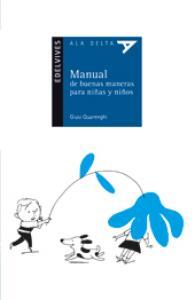Manual de las buenas maneras para niñas y niños.