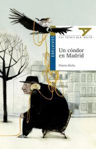 Un cóndor en Madrid.
