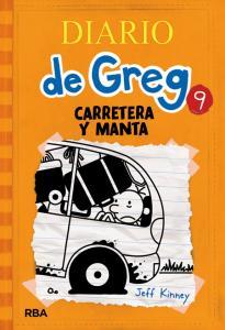 Diario de Greg 9: Carretera y manta.