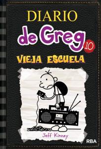 Diario de Greg 10: Vieja escuela.