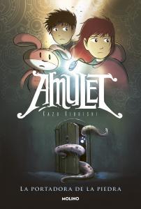 Amulet 1: La portadora de la piedra
