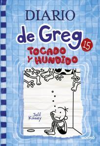 Díario de Greg 15. Tocado y hundido