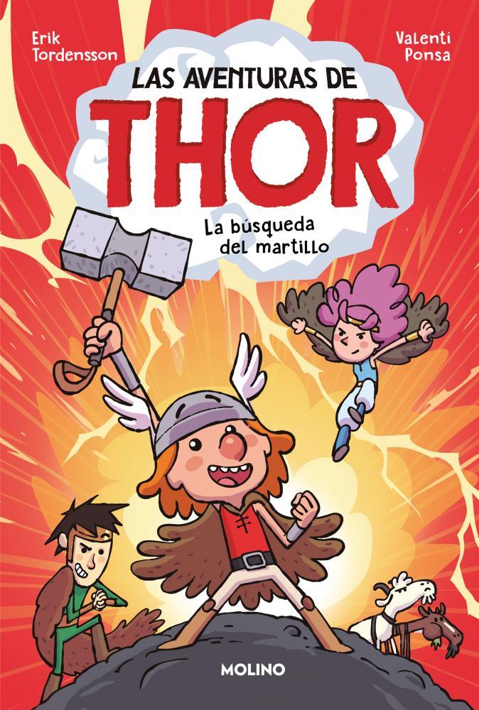Las aventuras de Thor: La búsqueda del martillo