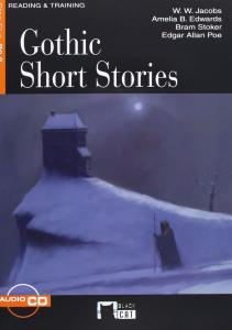 Gothic short stories (Step 5).