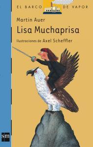 Lisa Muchaprisa (B.Vapor). SM
