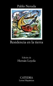 RESIDENCIA EN LA TIERRA.CATEDRA