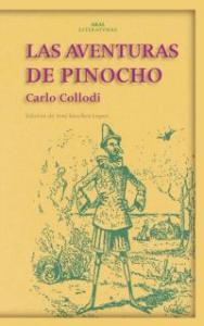 LITERATURAS:AVENT.PINOCHO.AKAL