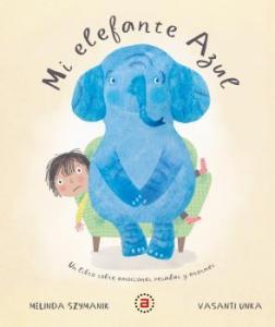 Mi elefante azul