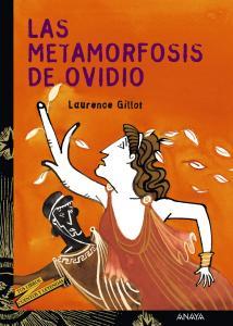 Las metamorfosis de Ovidio (libros cuentos y leyendas). Anaya