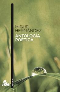 Antología poética Miguel Hernández