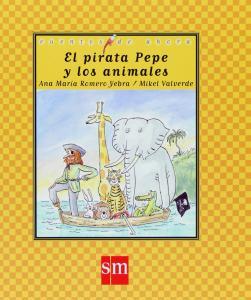 El pirata Pepe y los animales