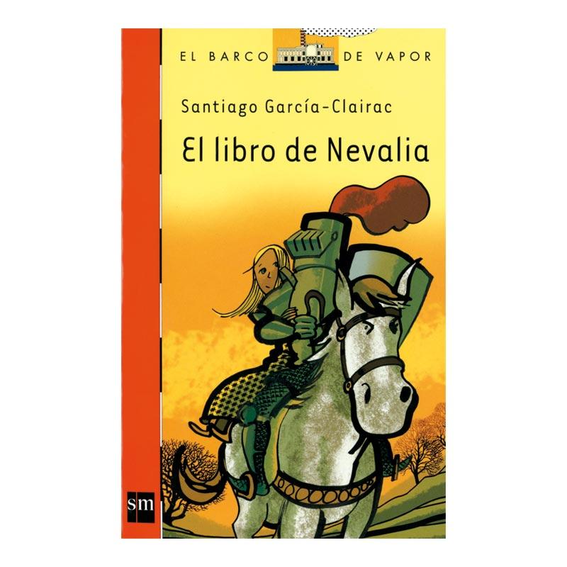 El libro de Nevilia. Barco Vapor. SM