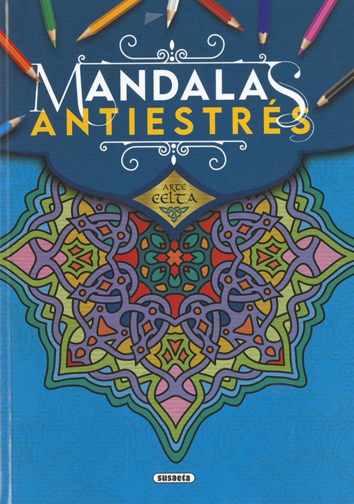 Arte celta. Mandalas antiestrés