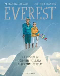 Everest. La historia de Edmund Hillary y Tenzing Norgay