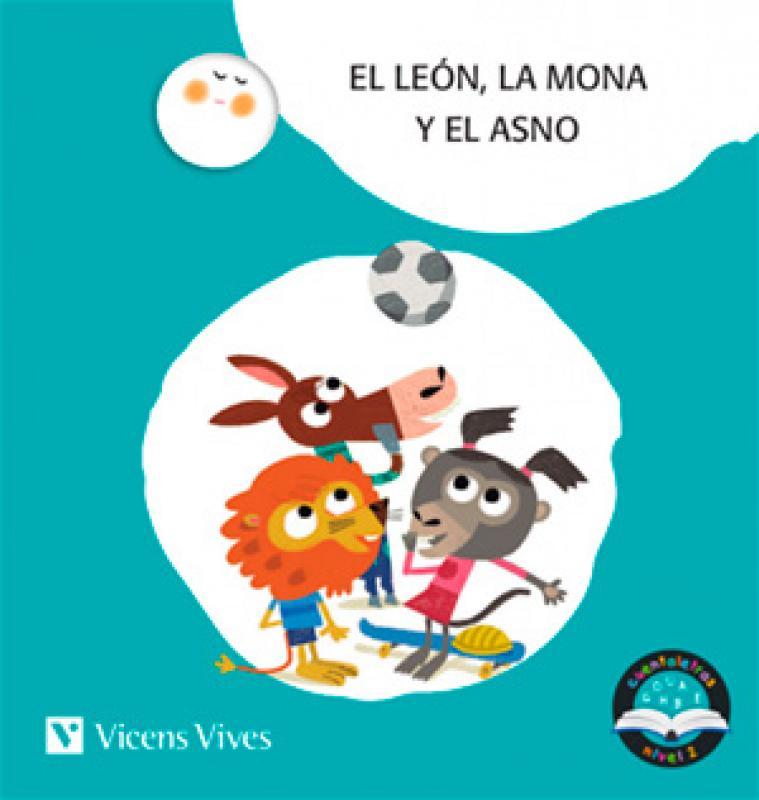 EL LEON, LA MONA Y... (PALO) CUENTALETRAS