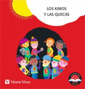 LOS KIMOS Y LAS QUECAS (PALO) CUENTALETRAS