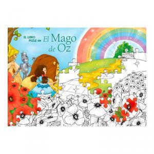 El  libro puzle del Mago de Oz