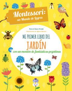 Mi primer libro del jardín.