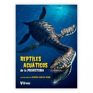 Reptiles acuáticos de la prehistoria.