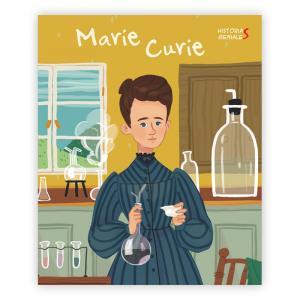 Marie Curie. Historias geniales