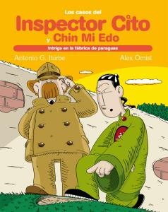 Inspector Cito 8: Intriga en la fábrica de paraguas.