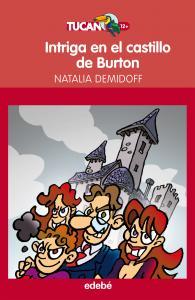 Intriga en el castillo de Burton (12). Edebe