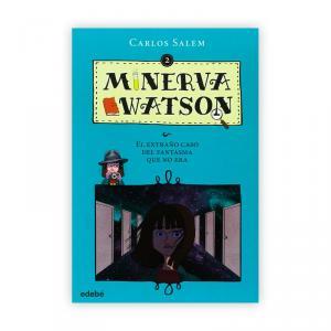 2. Minerva Watson: El extraño caso del fantasma que no era.
