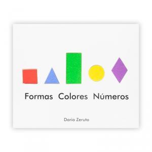 Formas, colores y números.