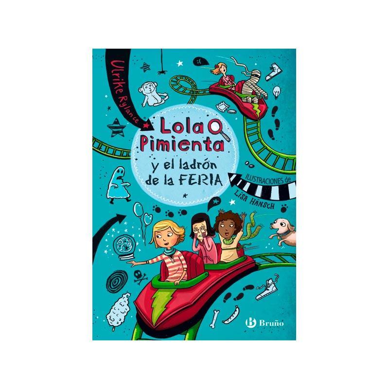 Lola Pimienta 2: El ladrón de la feria