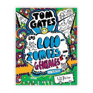Tom Gates 11: Los lobozombis son geniales